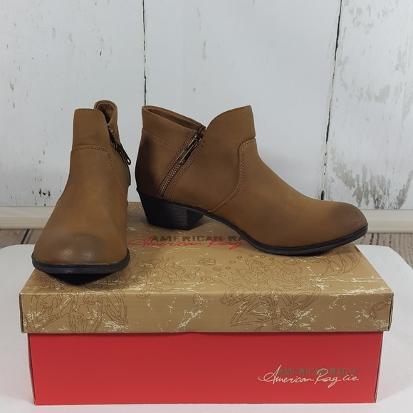 New In Box American Rag Abby Booties